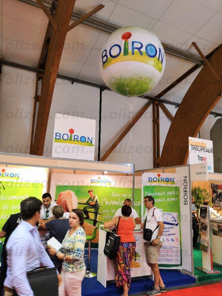 ballon publicitaire helium