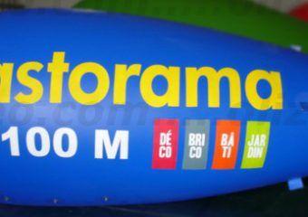 dirigeable helium castorama