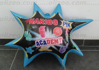 academy harribo geant publicitaire