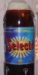 bouteille de soda géante selecto