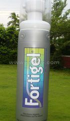 tube géant gonflable fortigel
