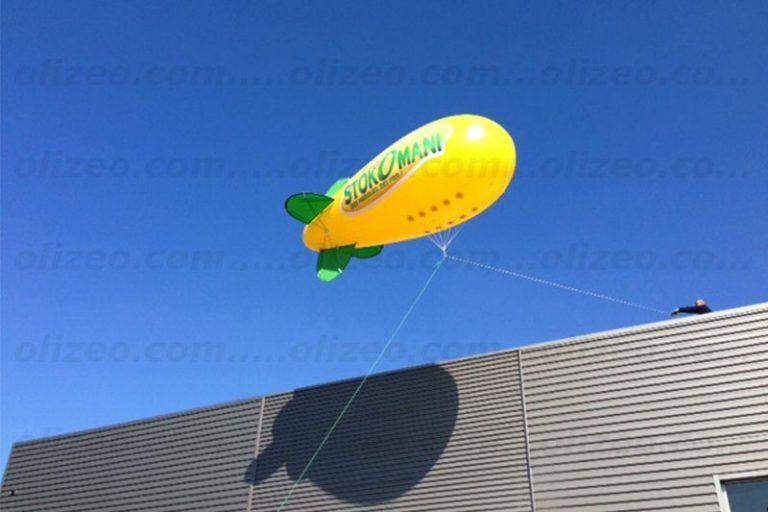 ballon dirigeable stokomania