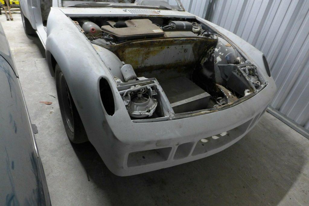 1973 Porsche 914 project