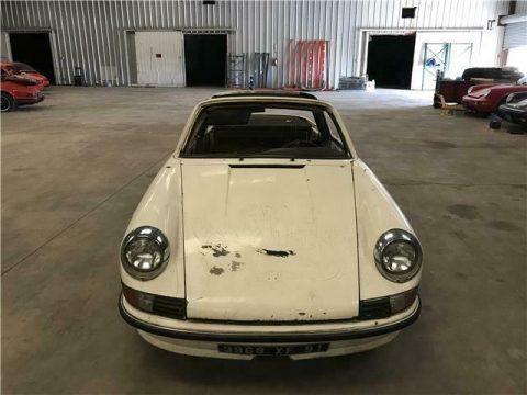 1973 Porsche 911E Targa Sportmatic for sale