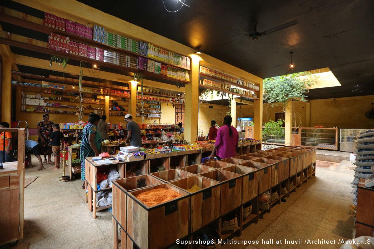Super Shop & Multipurpose Hall-SLIA Architectural Awards 2021