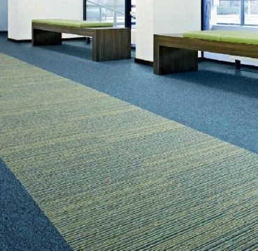 carpets in a office interior