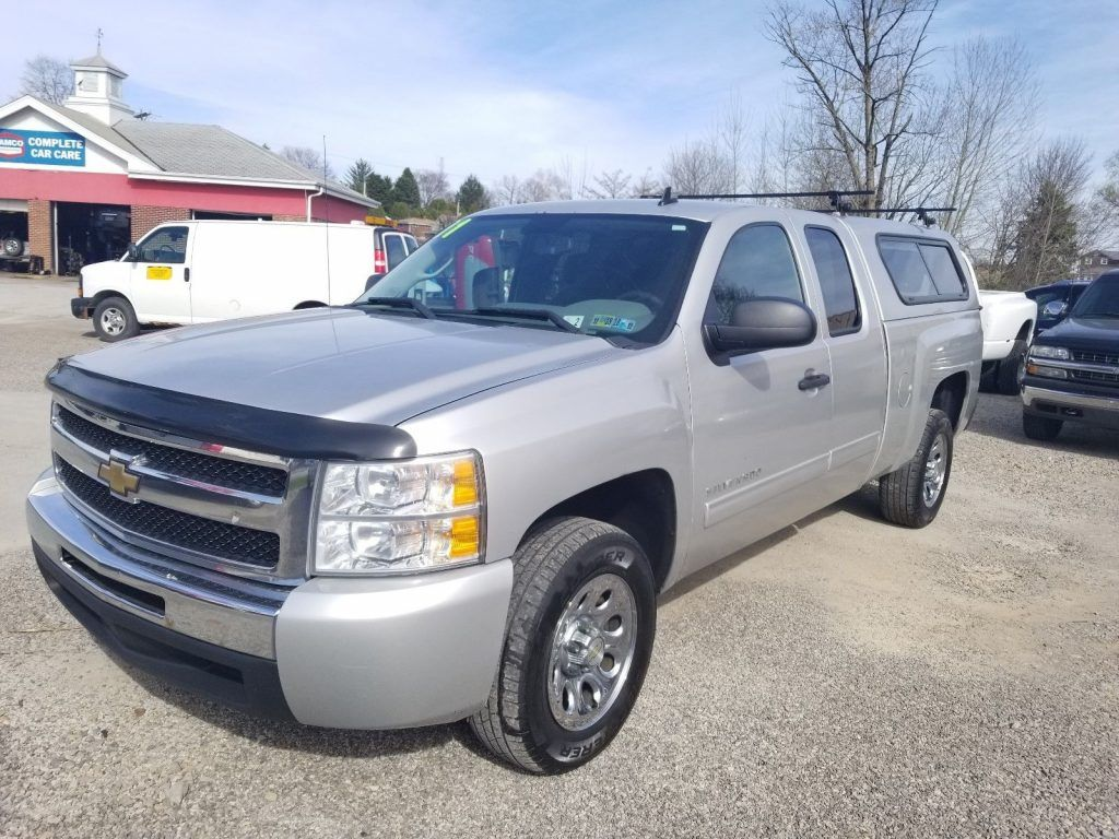 2011 Chevrolet Silverado 1500 – WELL MAINTAINED