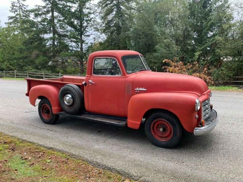 1950 GMC 150 pickup