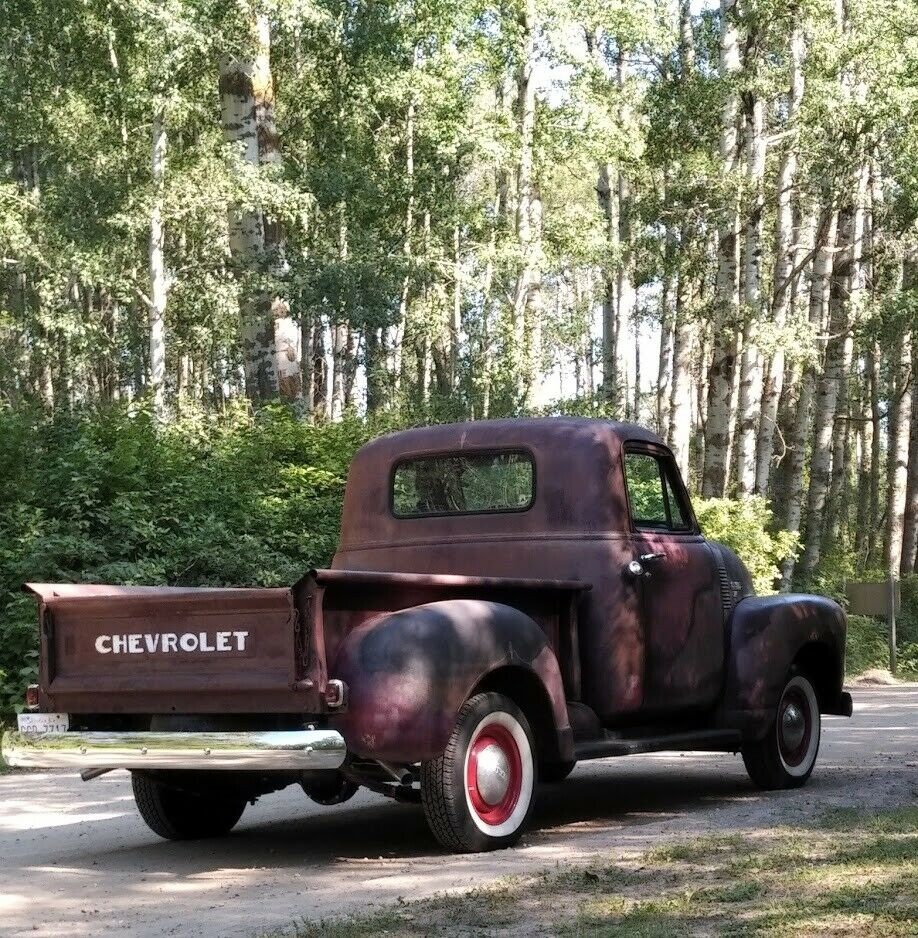 1951 Chevrolet 1300 (Canadian model) 1/2 ton pickup