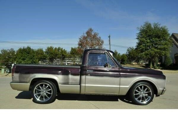 1969 Chevrolet C10 Truck with 400CID engine