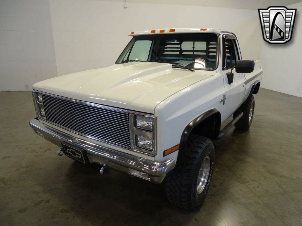 1985 Chevrolet K10 Truck