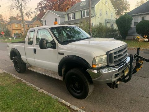 2003 Ford F-250 XL Super Duty Supercab Plow Truck for sale