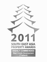South East Asian Property Awards 2011 Best Condominium Development Thailand PANU – Highly Commended