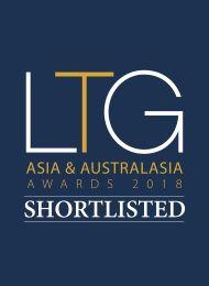 LTG Asia & Australasia awards 2018