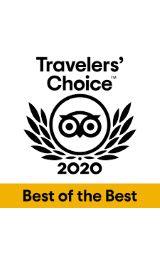 2020 TripAdvisor Travelers Choice - Best of the Best