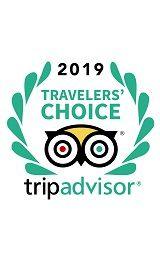 2019 Trip Advisor Travelers Choice Award Winner