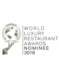 2018 World Luxury Restaurant Awards Nominee