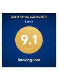 2018 Booking Dot Com Guests Review Award