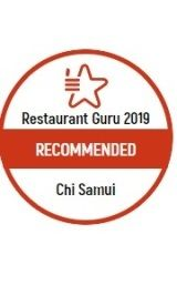 2019 Restaurant Guru Award Winner