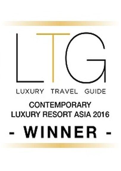 Luxury Travel Guide Comtemporary Luxury Resort ASIA 2016 Winner LANNA