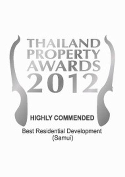 2012 Thailand Property Awards: Best Residential Development LANNA