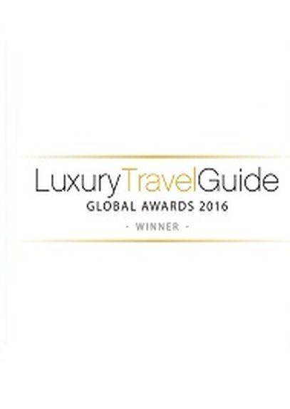 Luxury Travel Guide Global Awards 2016 Winner LANNA