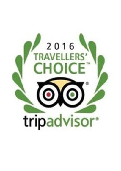 Tripadvisor Travellers Choice Award 2016 LANNA