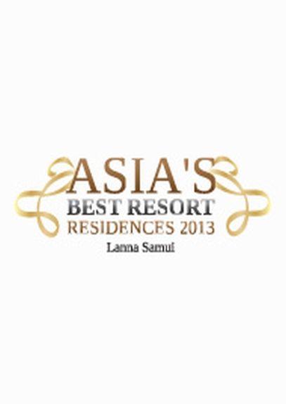 Asias Best Resort Residences 2013 Winner LANNA
