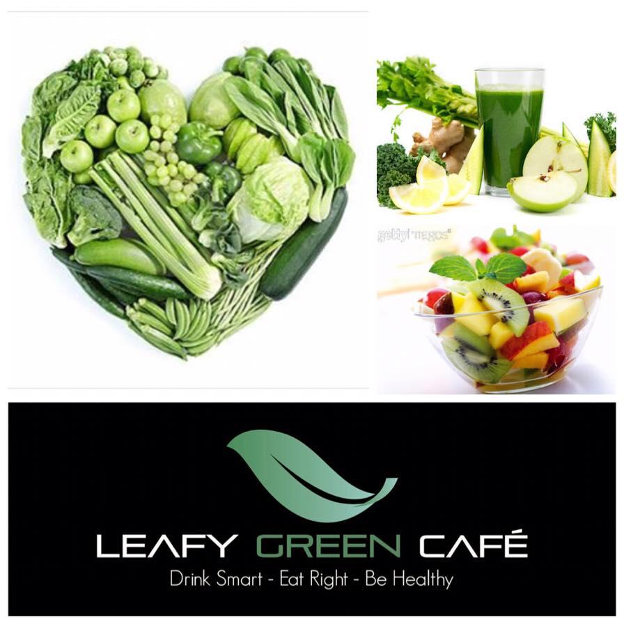 LEAFY GREEN COFFEE (LÁ CHANH)