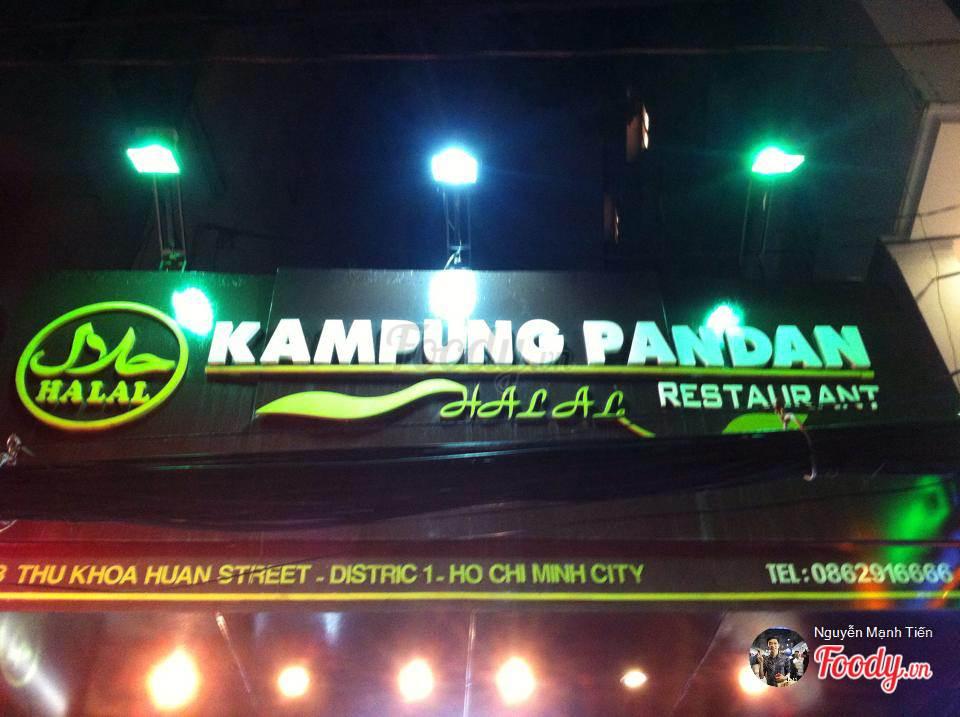 NHÀ HÀNG KAMPUNG-PANDAN