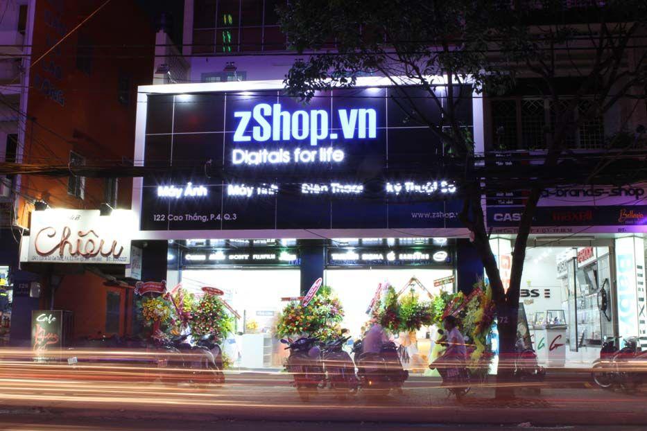 zShop.vn - Cao Thắng