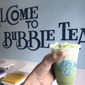 Trà sữa Bubble Tea