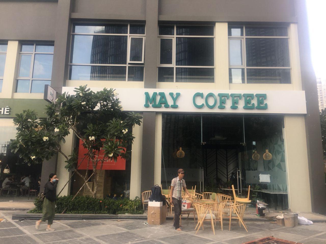 MAY COFFEE