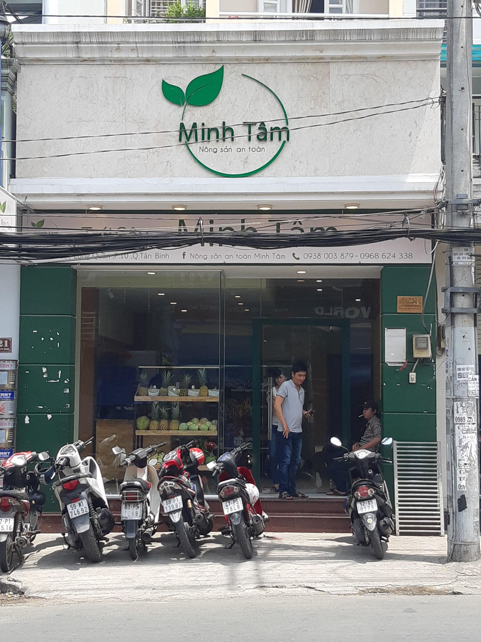 Công ty TNHH Nông Sản An Toàn Minh Tâm