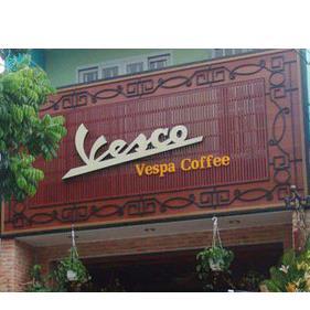 VESCO_VESPA COFFEE