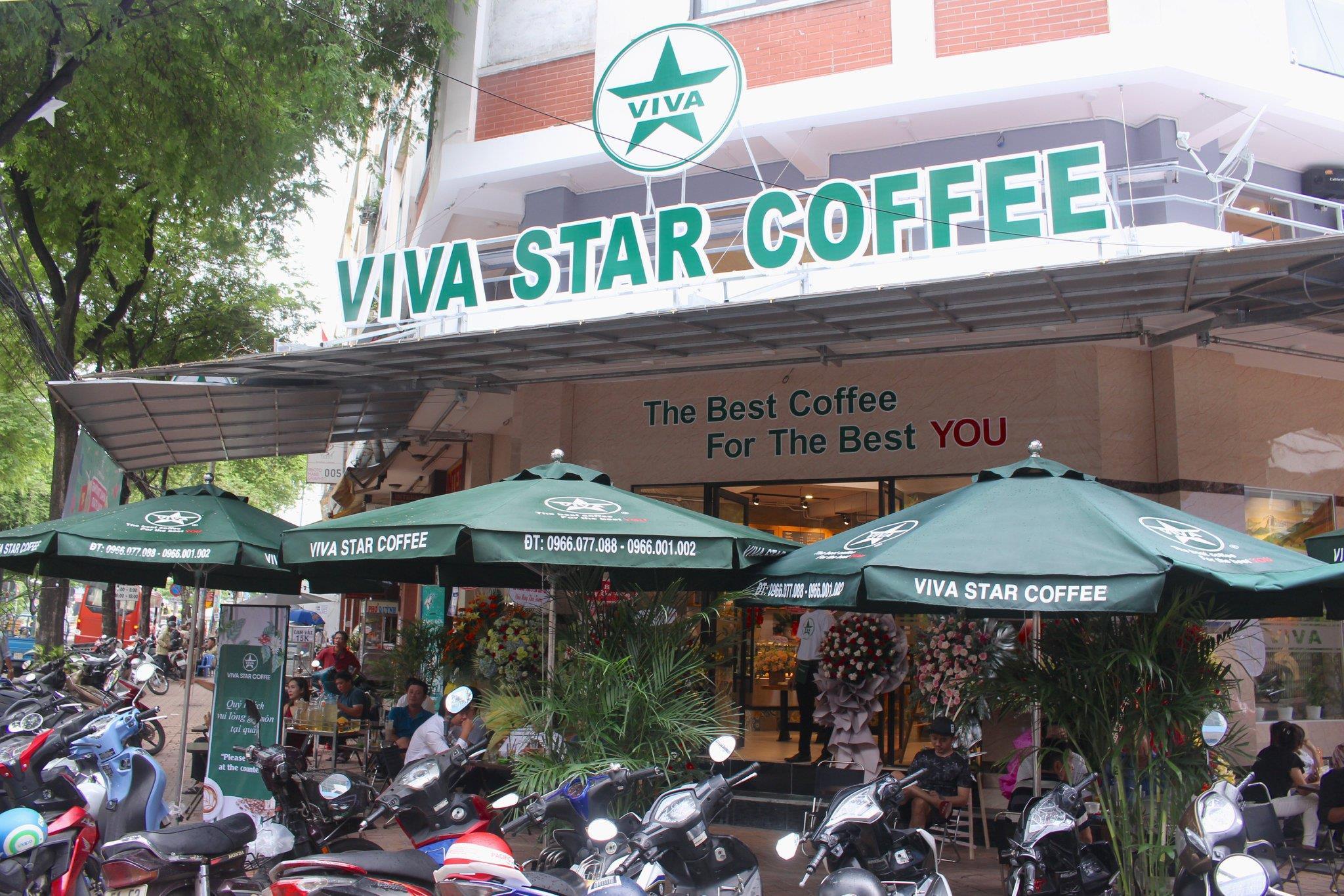 VIVA STAR COFFEE - TẢN ĐÀ