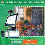Smac POS (Verion KP) - Phần Mềm Quản Lý Cửa Hàng Tiện Lợi