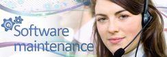 Cung cấp dịch vụ bảo trì và hỗ trợ sử dụng phần mềm