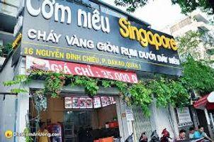 HỆ THỐNG CƠM NIÊU SINGAPORE