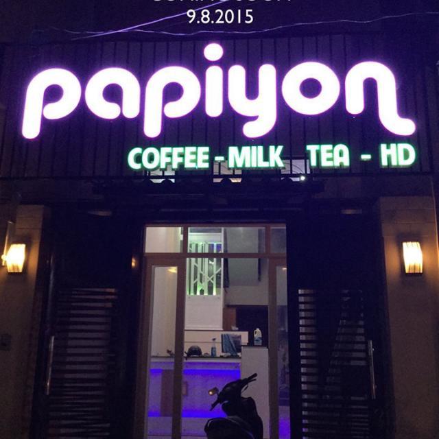 PAPIYON COFFEE