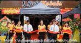 Mừng khai trương chi nhánh Chick Kebabs 5
