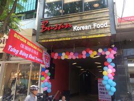 NHÀ HÀNG BUSAN KOREAN FOOD LÊ VĂN SỸ