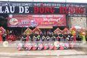 Triển khai KAS smac cho chi nhánh Lẩu Dê Đồng Hương 9