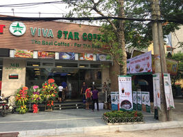 VIVA COFFEE STAR ĐỒNG BÔNG