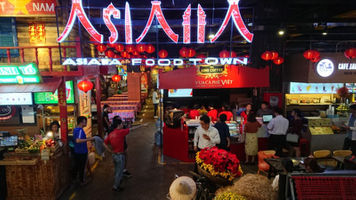 King Coffee Kios 1_ASIANA Food Town