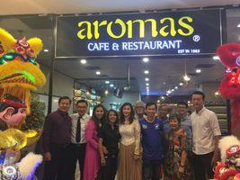 AROMAS CAFE & RESTAURANT