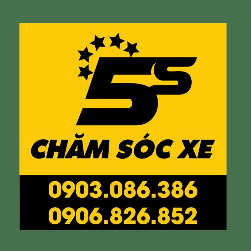 CHUỖI RỬA XE 5S