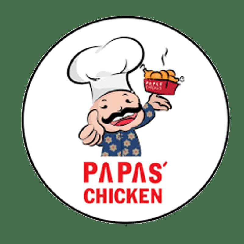 HỆ THỐNG NHÀ HÀNG PAPA'S CHICKEN