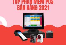 Top 5 hệ thống POS bán hàng 2021