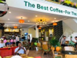 VIVA STAR COFFEE 270 CAO LỖ - QUẬN 8